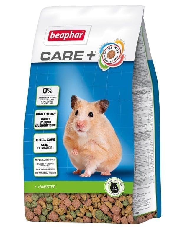 Beaphar care + hamsterfor 700g