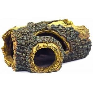 Lucky Reptile Wooden Cave