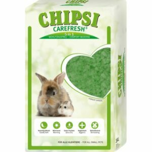 Burstrø Carefresh grønn 10L