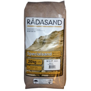 CHINCHILLASAND 20KG RÅDA 0.17mm