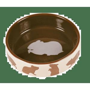Matskål Kermaikk med hamstermotiv 80ml