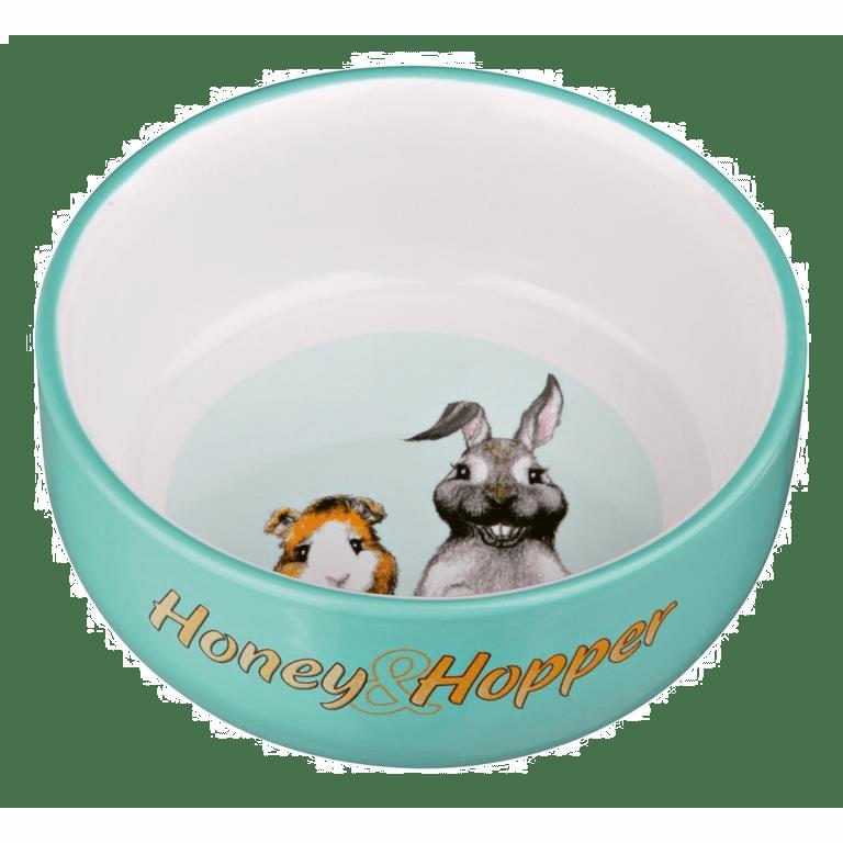 Keramikkskål Honey & Hopper 250ml