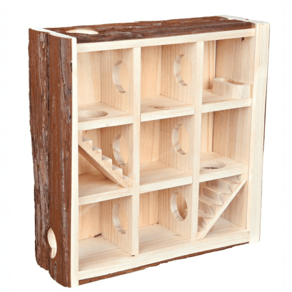 NATURAL LIVING PLAY TOWER 30×30×10CM