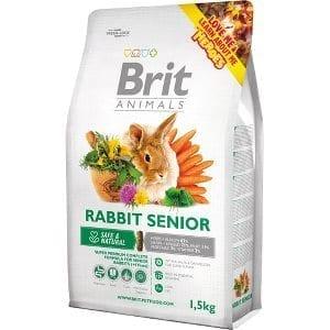 Kaninfor Brit Senior Complete