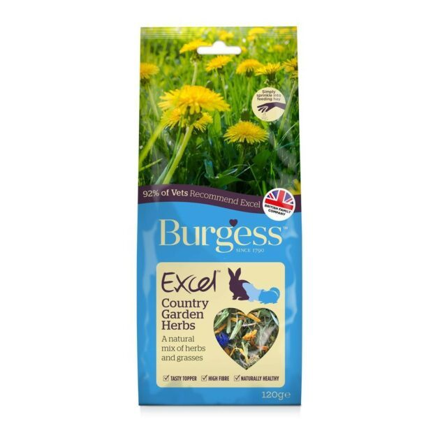 Burgess Excel Country Garden Herbs