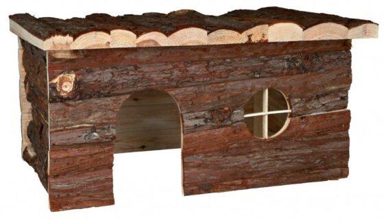 Kaninhus Jerrik 50x33x25cm