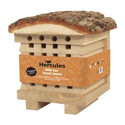 Biehotell-hus til bier